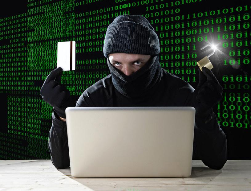 Cyfrowi złodzieje mają nowe sposoby, aby ukraść nasze pieniądze /123RF/PICSEL