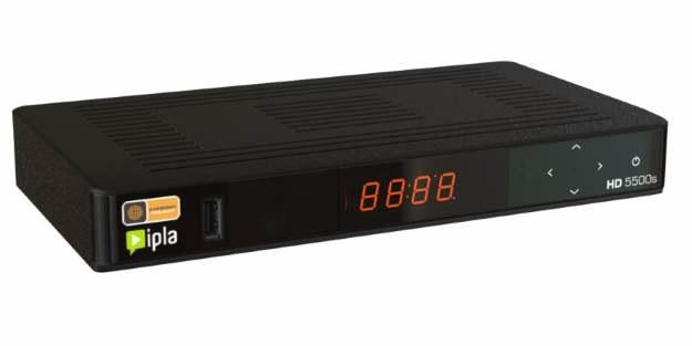 Cyfrowy Polsat HD 5500s /materiały prasowe