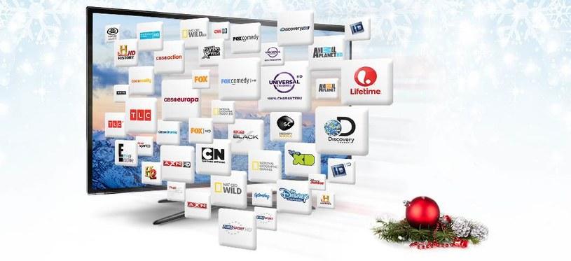 """Cyfrowy Polsat oferuje 45 kanałów w """"otwartym oknie"""" do stycznia /materiały prasowe"""