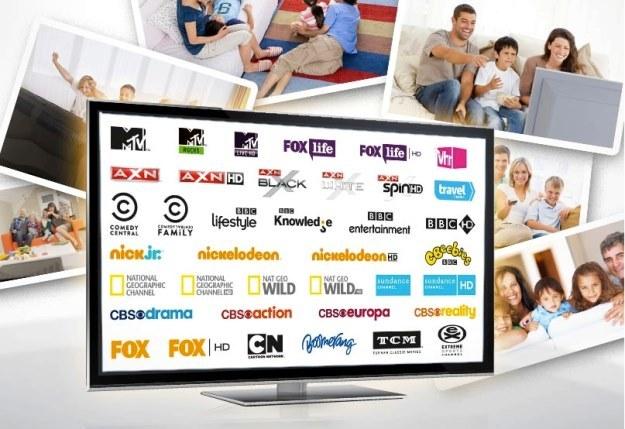 Cyfrowy Polsat udostępnił 42 kanały tematyczne, w tym 10 HD /materiały prasowe