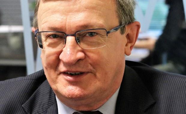 Cymański: Kaczyński w każdej chwili może chwycić ster. Świat się nie zawali