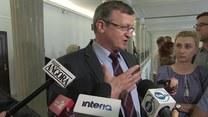 Cymański (PiS) o propozycjach prezydenta Dudy ws. zmian sądownictwa (TV Interia)