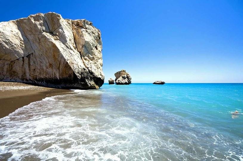 Cypr, Skała Afrodyty /materiały prasowe