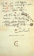 Cyprian Norwid, Vade-mecum, rękopis, 1865-66 /Encyklopedia Internautica