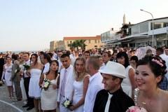 Cypryjski rekord ślubny