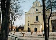 Cystersi: kościół klasztorny w Mogile /Encyklopedia Internautica