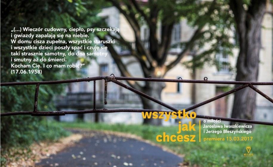 Cytat z jednego z listów /http://wilkikrol.pl /Materiały prasowe