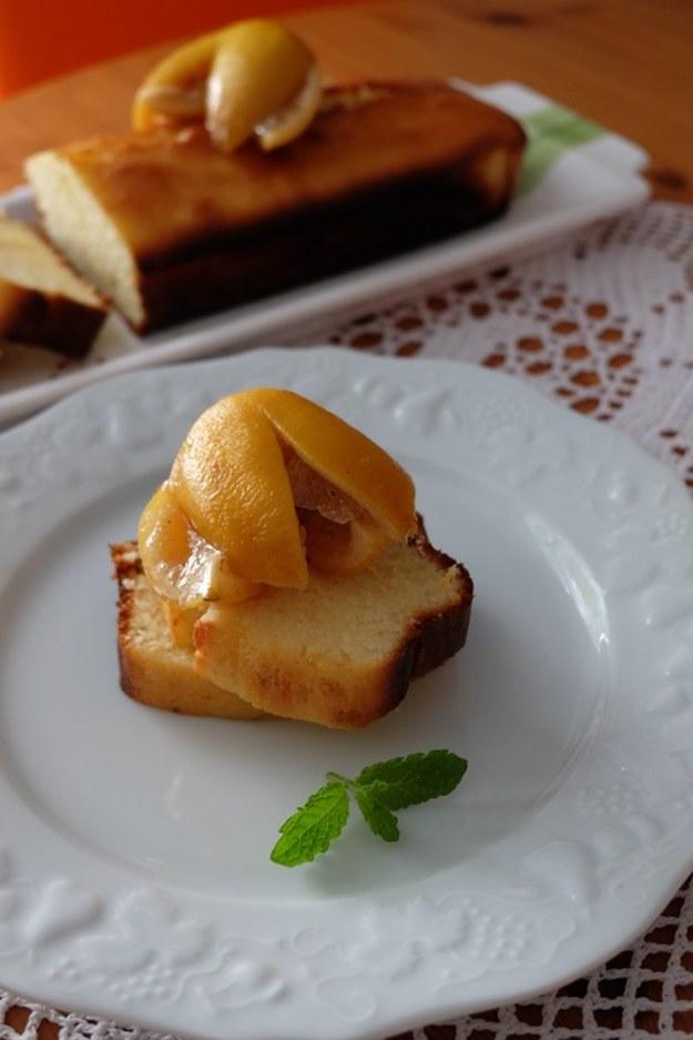 Cytrynowy cake według Pierre Hermé i o tym co przyrządzić na Święta Wielkiejnocy?