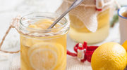 Cytryny w sosie imbirowym