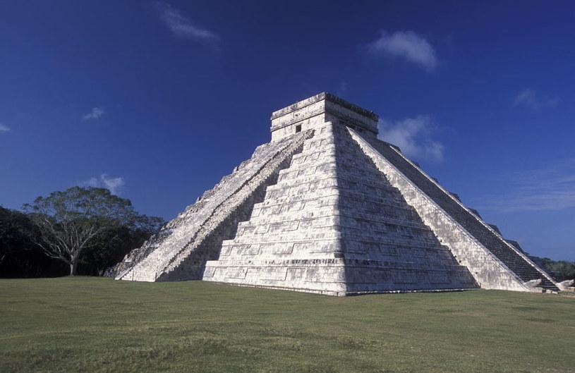 Cywilizacja Majów upadła z powodu suszy /123RF/PICSEL