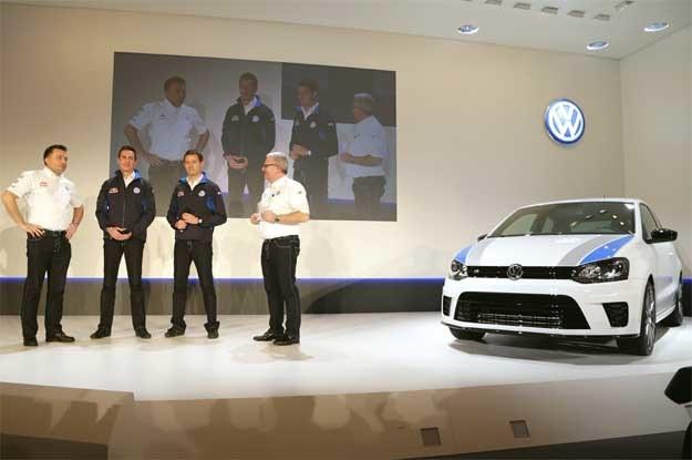 Cywilne Polo R WRC /