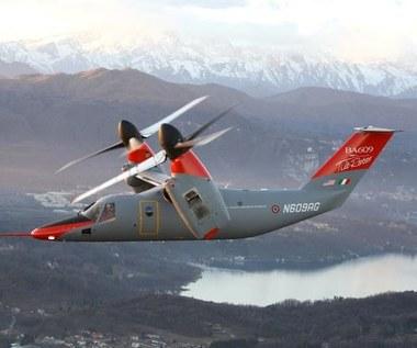 Cywilny samolot pionowego startu dla najbogatszych