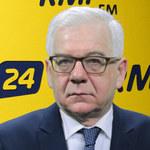 Czaputowicz o wizycie prezydenta Dudy w Białym Domu: Może to nastąpić zaraz po wakacjach