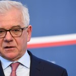Czaputowicz podczas spotkania w Brukseli mówił o wraku tupolewa