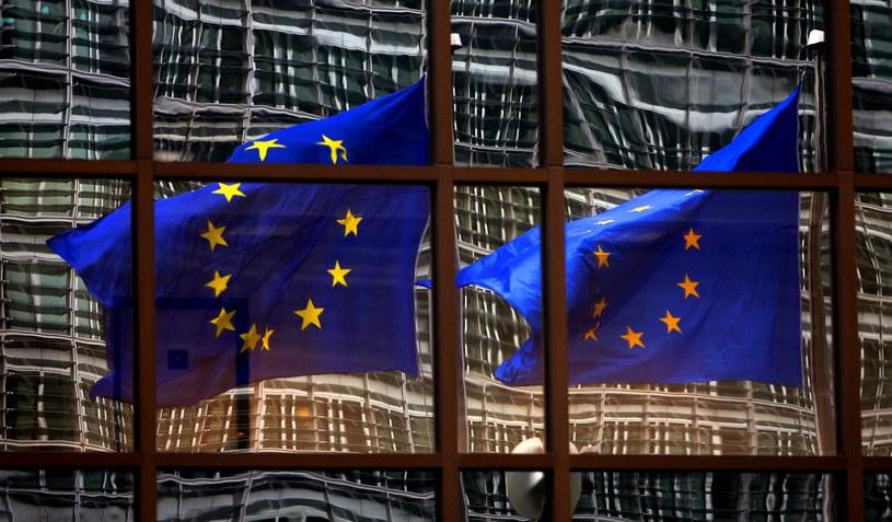 Czarna lista z kolejnymi Rosjanami została opublikowana w Dzienniku Urzędowym Unii Europejskiej. /AFP