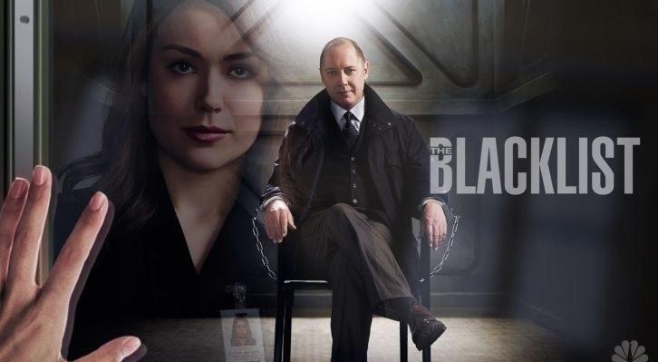 01e06 Gina Zanetakos - Czarna lista The Blacklist