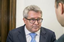 Czarnecki: Wygrana Merkel korzystniejsza dla Polski