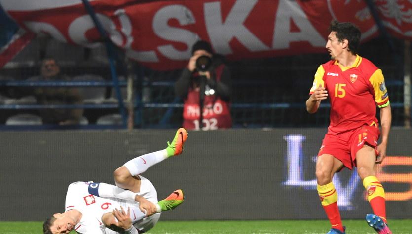 Czarnogóra – Polska 1-2. Lewandowski tonuje nastroje po historycznym zwycięstwie