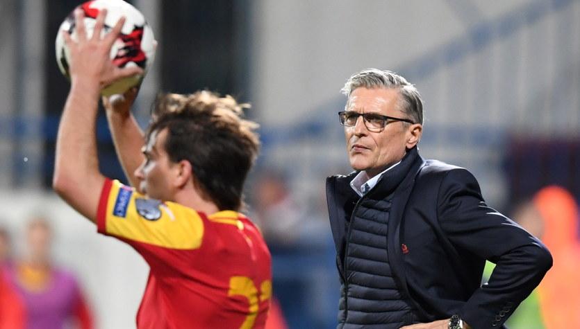 Czarnogóra - Polska 1-2. Nawałka: Awans? Jeszcze nie