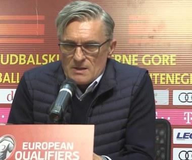 Czarnogóra - Polska 1-2. Nawałka: Na analizę przyjdzie czas