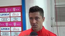 Czarnogóra - Polska 1-2. Robert Lewandowski: Nie zagraliśmy perfekcyjnie. Wideo