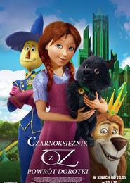 Czarnoksiężnik z Oz: Powrót Dorotki