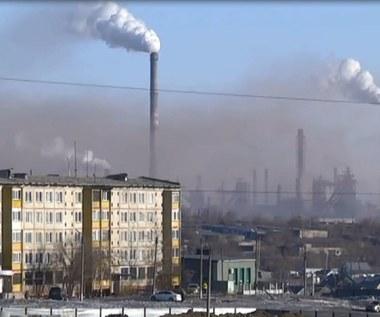 """Czarny śnieg w kaukaskim Temyrtau. """"Życie tu jest straszne"""""""