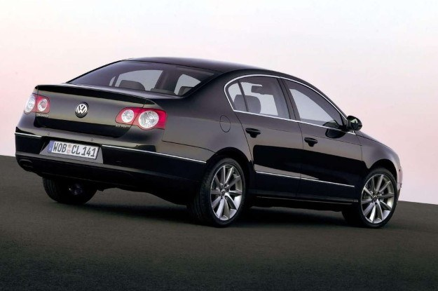 Czarny VW passat nie powinien długo czekać na nabywcę /