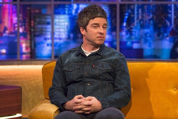 Czaruś Noel Gallagher (fot. Brian J Ritchie/Hotsauce/REX) /East News