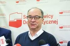 Czarzasty: Nie wystartujemy z Partią Razem i Inicjatywą Polską