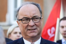 Czarzasty w RMF: SLD szuka kandydata na prezydenta Warszawy