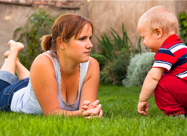 Czas tylko dla siebie powinien być zapisywany matkom na receptę /© Panthermedia