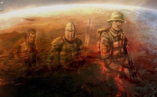 Czas Wojny to wiele epok i jeszcze więcej wyzwań /INTERIA.PL