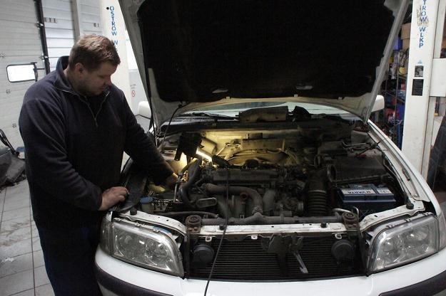 Czasem naprawa jest nieopłacalna.... / Fot: Jacek Domiński /Reporter