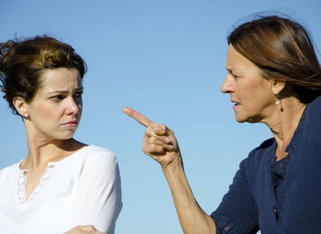 Czasem nie warto się kłócić - tylko pogorszysz sprawę /©123RF/PICSEL