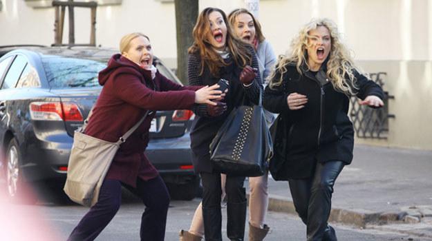 Czego przestraszyły się bohaterki w finale 3. sezonu? /materiały prasowe