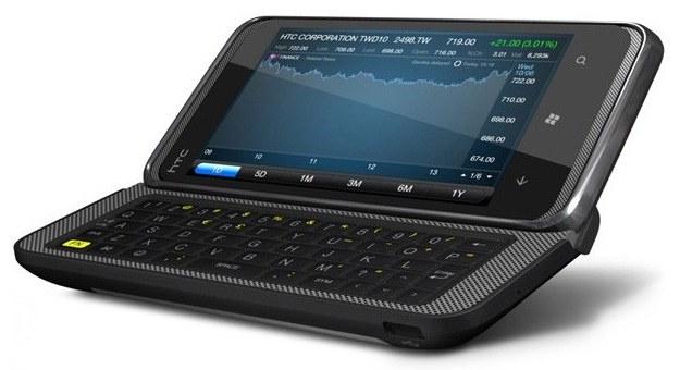 Czeka nas powrót do przeszłości? Na zdjęciu HTC 7 Pro /materiały prasowe