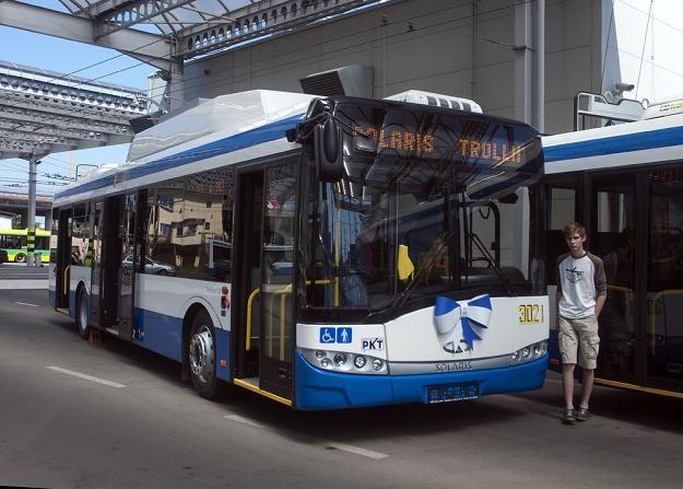 Czeka nas renesans trolejbusów? / Fot: Marek Michalak /East News