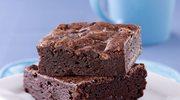 Czekoladowe brownie z cukinii