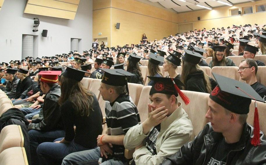 Część uczelni rezygnuje z opłat za drugi kierunek /Tomasz Waszczuk /PAP
