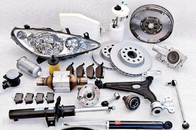 części zamienne /Motor