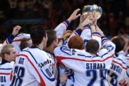 Czesi świętują piąty w historii tytuł mistrzowski /AFP