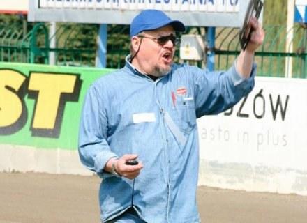 Czesław Czernicki, fot. Irek Dorożański /Agencja Przegląd Sportowy