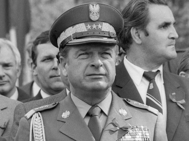 """Czesław Kiszczak: """"Używać straszaka interwencji"""" /Grzegorz Roginski /Reporter"""