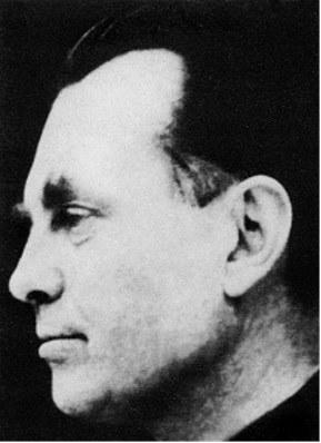 Czesław Miłosz, fot. A. Janta-Połczyński, początek lat 60. /Encyklopedia Internautica