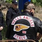 Częstochowa: Policja poluje na motocyklistów z Hells Angels