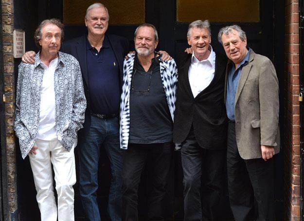 Członkowie Monty Pythona - fot. Anthony Harvey /Getty Images