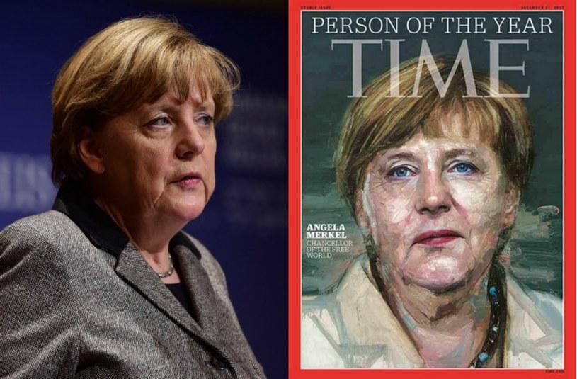"""Człowiek Roku magazynu """"Time"""" /AFP"""