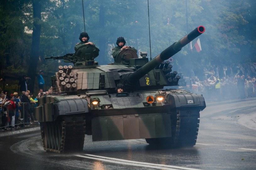 Czołg PT-91 Twardy /Mariusz Gaczyński /East News