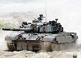 czołg T72M na bazie PT-91 /RAPORT- wto